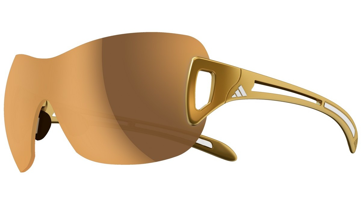 adidas eyewear womens gold